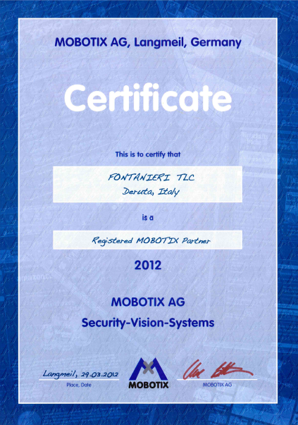 Mobotix AG Security-Vision-Systems